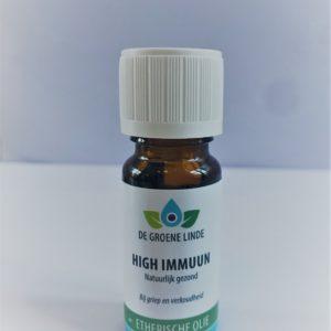 High Immuun olie