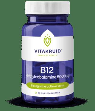 B12 Methylcobalamine 5000
