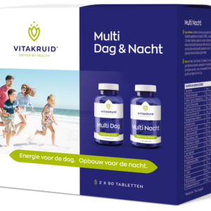 Multi vitamine Dag en Nacht