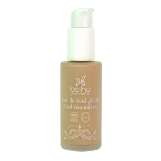 Liquid Foundation 04 Beige doré