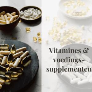Vitamines & voedingssupplementen