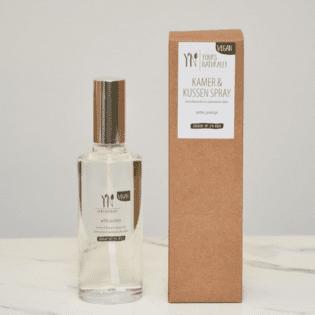 kussen- kamerspray witte jasmijn